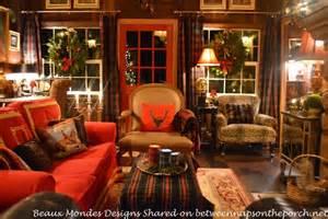 Ralph Lauren Upholstery Ralph Lauren Style Decorating For Warm Cozy Retreats