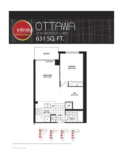 30 grand trunk floor plans ottawa 631 infinity condos at 19 30 grand trunk cres