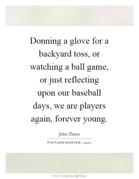 Backyard Baseball Quotes Triyae Quotes About Our Backyard Various Design