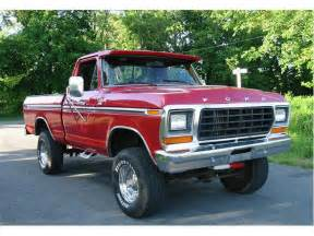 my took my out in this 1978 ford f150 in