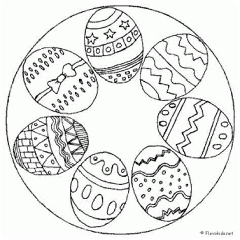 easter eggs mandala coloring pages mandala coloring easter mandala coloring page crafts and worksheets for