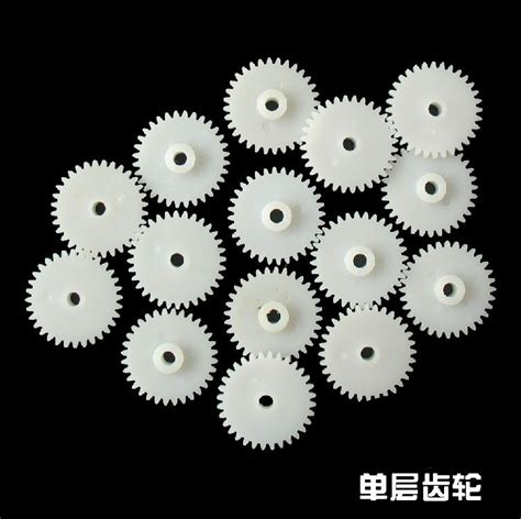 8 T Plastic Pinion Gear Set 46 2a plastic gear for toys small plastic gears plastic gears set plastic gears for hobby in