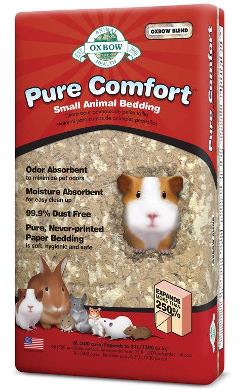 pure comfort oxbow animal health pure comfort bedding oxbow blend