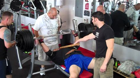 snap fitness bench press 550 lbs bench press youtube