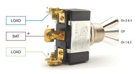 pole throw switch wiring diagram 6 five pole switch