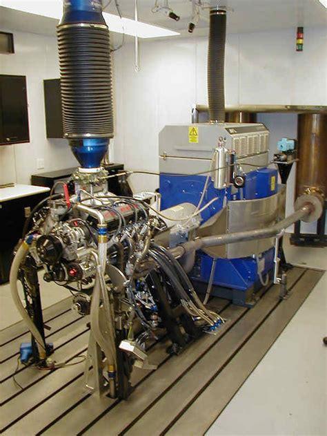 ecr engines avl dyno cell adapter  epi
