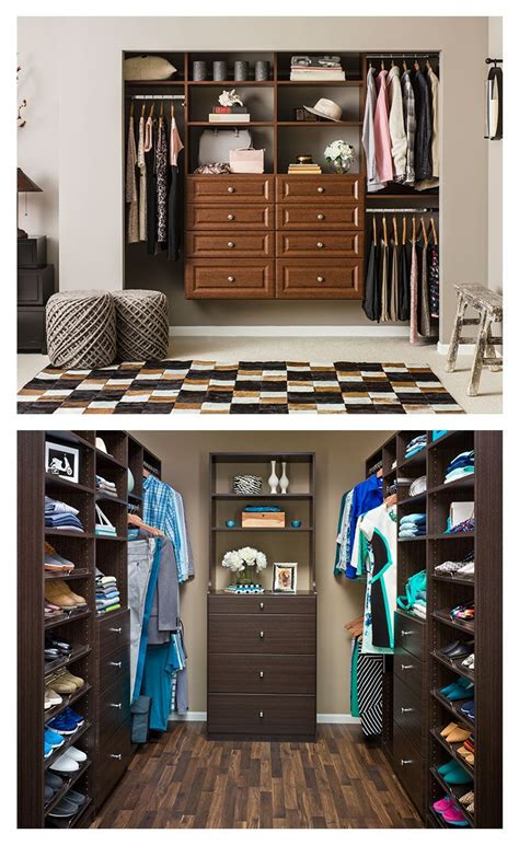 The Most Of Closet Space by No Matter If You A Simple Reach In Closet Or A Large