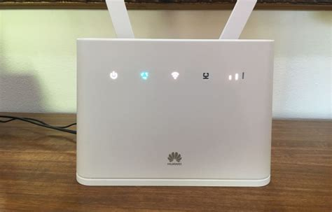 review router 4g huawei b310