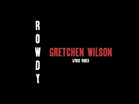 gretchen wilson come to bed gretchen wilson music video clip and other related videos