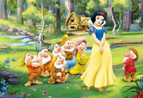 Disney Princess Kingdom Snow White S Bashful Garden Playset Ori snow white and the seven dwarfs for free 123movies