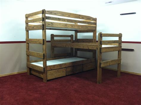 Tripple Bunk Bed Bunk Beds