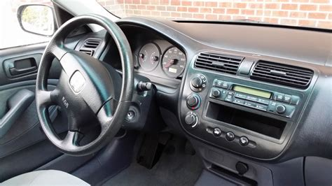 Civic 2002 Interior by 2002 Honda Civic Interior Pictures Cargurus