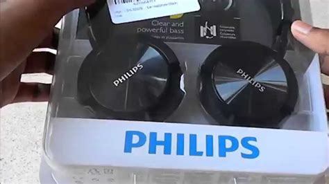 Headphone Headset Philips Shl 3060 philips shl 3000 headset unboxing and on india