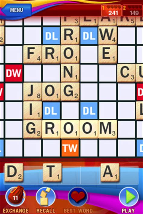 ea scrabble electronic arts scrabble iphone review the gadgeteer