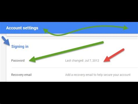 2 how to reset gmail password on android youtube how to reset gmail or google account password