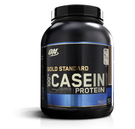 casein protein before bed on gold standard casein 4lbs whey king supplements