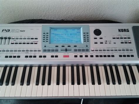 Keyboard Merk Korg Pa 50 korg pa50sd image 748044 audiofanzine