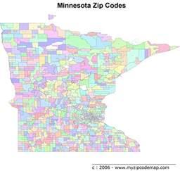 us zip code map pdf minnesota zip code maps free minnesota zip code maps