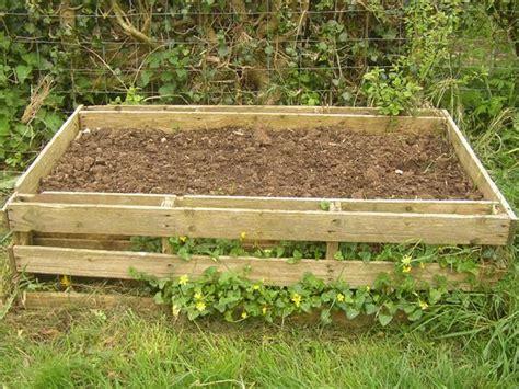 time    attractive pallet vertical garden bed