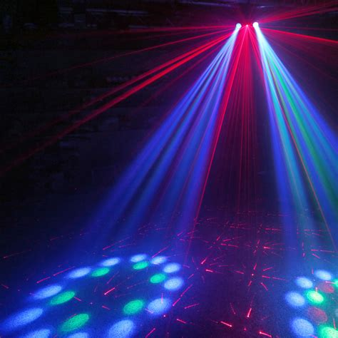 how to secure laser lights beamz terminator dj moonflower strobe laser light swarm
