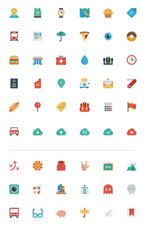 icon design daily 10 awesome free flat icons packs designer daily graphic