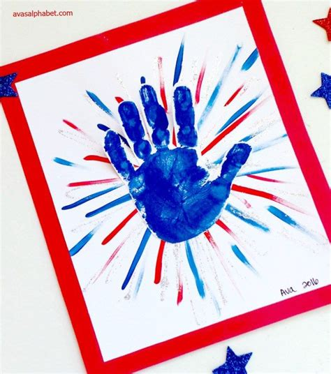 craft ideas for preschoolers to make best 25 patriotic crafts ideas on americana