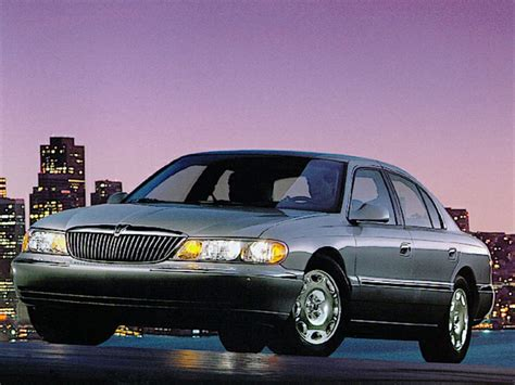 continental specs 1998 lincoln continental reviews specs and prices cars