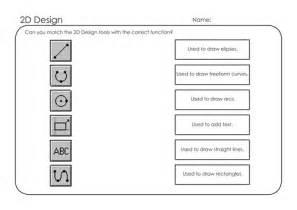 2d room designer 2d design starter worksheet by silverstars teaching