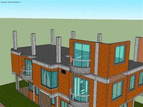 casa tre animacion casa de tres niveles