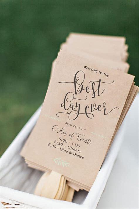 paper fan wedding programs free wedding program templates wedding program ideas