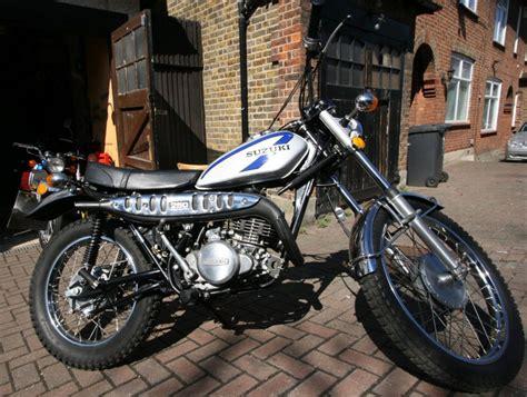 suzuki ts250 gallery classic motorbikes