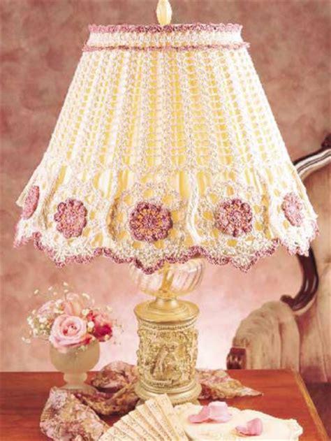 pattern crochet lshade crochet for the home crochet decor patterns tasseled