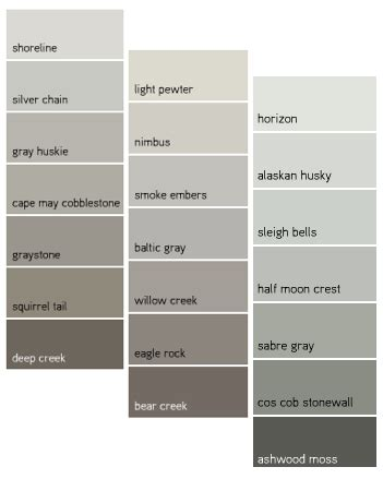 types of grey color color and painting tips decorating by donna color expert