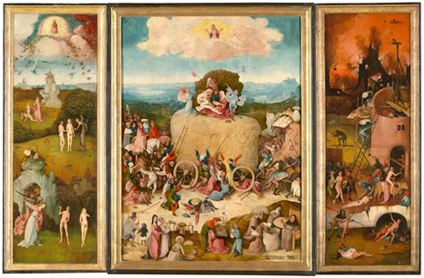 the prado masterpieces featuring works from one of 20 masterpieces of hieronymus bosch the trendiest apocalyptic medieval painter kenga rex