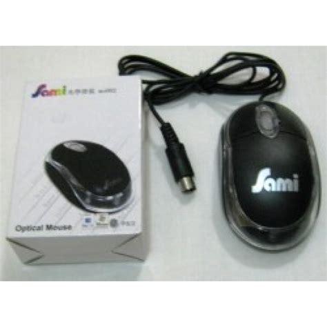 Mouse Kabel Transparan computer depok harga acssesories