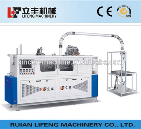 Price Of Paper Cup Machine - sale paper cup machine price from lifeng machinery