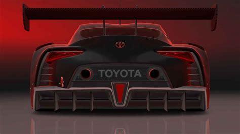 Toyota Vision Toyota Ft1 Vision Gt 7 Autofluence
