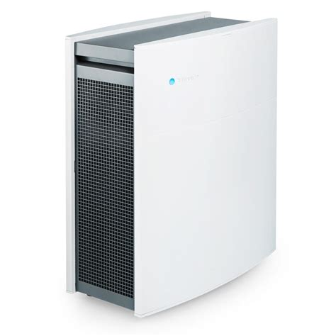 blueair classic  hepasilent air purifier  sq ft allergen remover wifi enabled