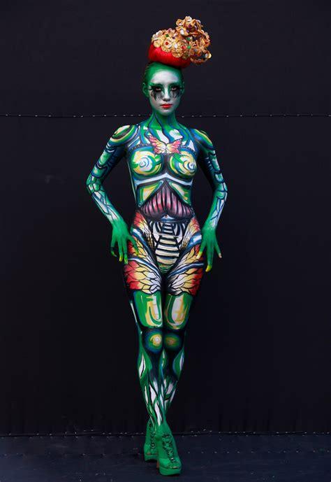 international bodypainting festival 2012 international bodypainting festival takes place