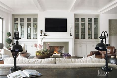 Chaise Lounges For Bedrooms hamptons media cabinet diy decorator