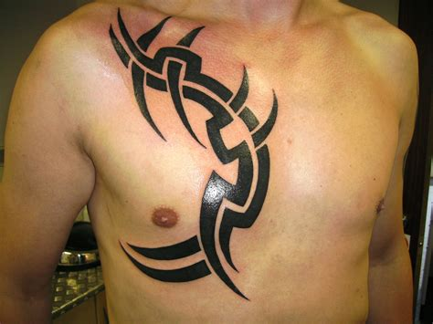 tattoo on chest meaning tribal tattoos designs ideas and meaning tattoos for you