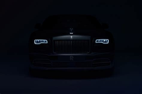 rolls royce light rolls royce murders out wraith and ghost with new black