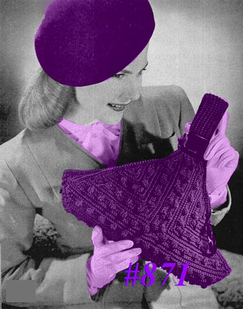 Q Q Vr107 List Purple miss s patterns favorite bags to crochet how to
