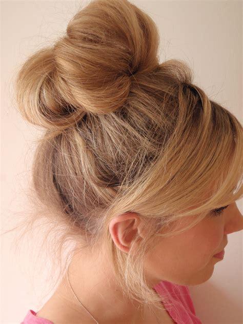 in a bun to sock bun or not to sock bun pearls on a string