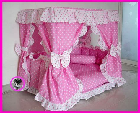 dog princess bed code db 01 gorgeous luxury princess pet dog cat puppy bed