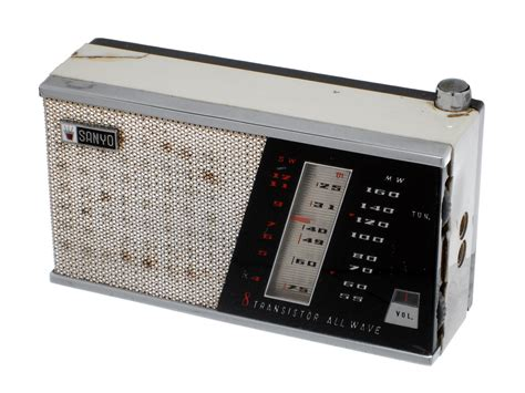 transistor fm blast from the past vintage technologies that we no