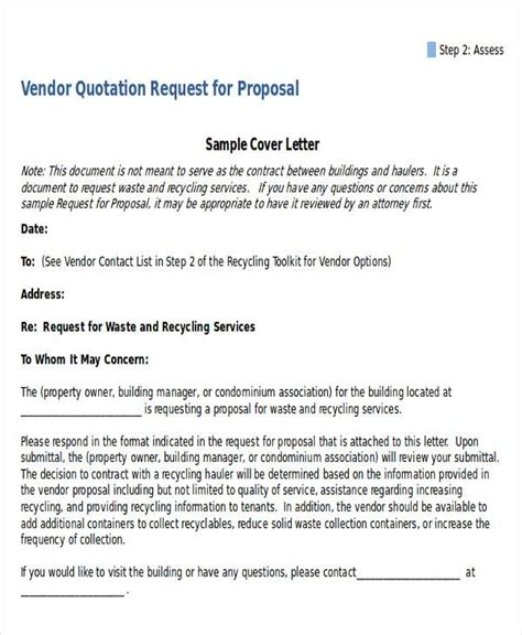 vendor up letter 27 sle quotation letters pdf doc sle templates