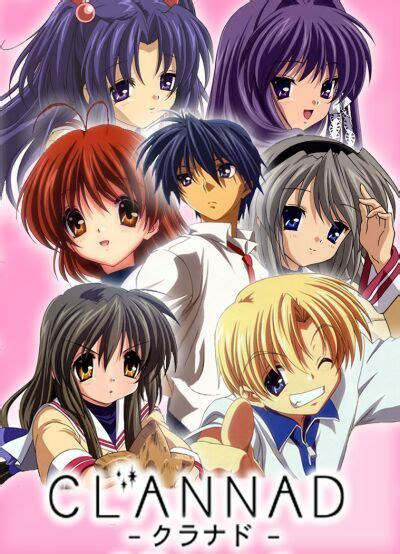clannad clannad after story anime amino