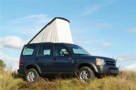 House Builder Online Land Rover Discovery 3 Camper Conversion