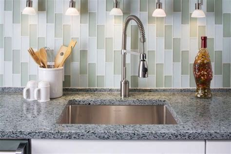 peel and stick backsplash kits on the market great home